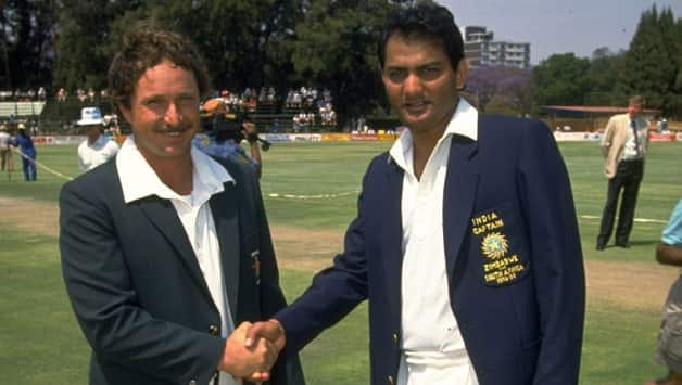 Zimbabwe's Test debut begins on highly sluggish note against India at Harare in 1992