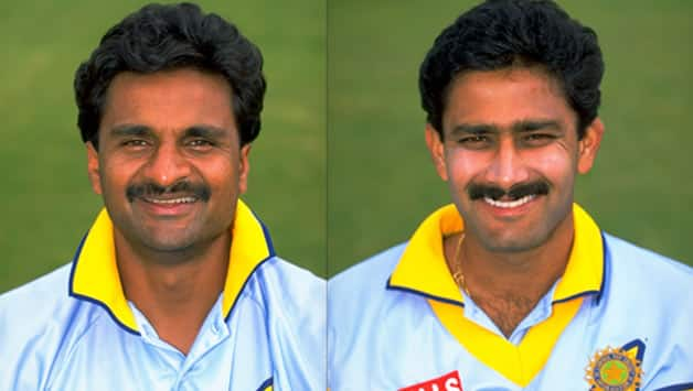 Javagal Srinath and Anil Kumble seal thrilling win in nervous run-chase against Australia in Titan Cup 1996