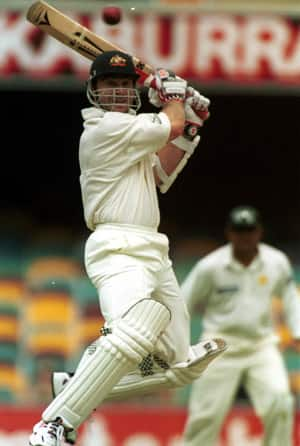 Michael Slater rips Pakistan apart with fluent 169 at Brisbane in 1999