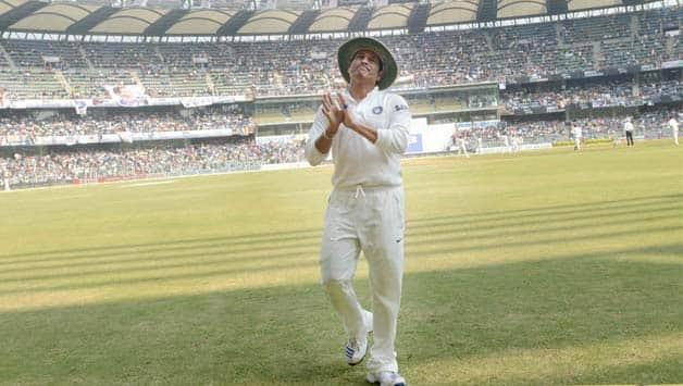 Sachin Tendulkar cried, and the nation cried with him