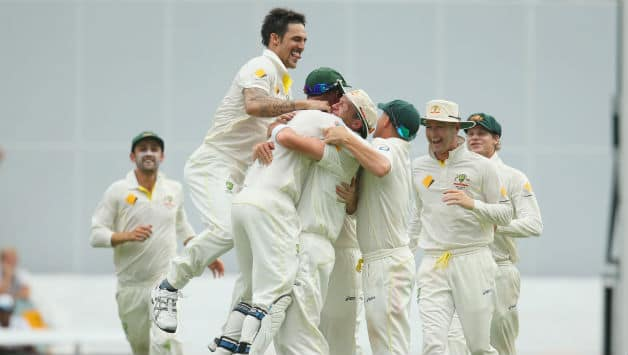 Ashes 2013-14: Australia thump England by 381 runs in 1st Test at The Gabba