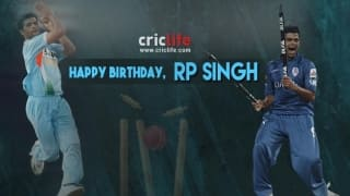 RP Singh: 15 facts about the Indian fast bowler