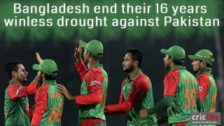 Bangladesh: No longer minnows of the cricket world