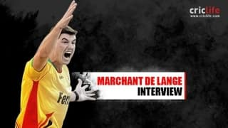Marchant de Lange: You need to be mentally strong to deal with injuries