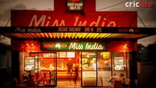 Miss India was ready to provide vegetarian food to Indian team in Brisbane