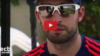 Video: Meet Mark Wood, the prankster in the English camp
