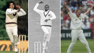 Video: Top three Test fast bowlers to miss out on Lord's Honours Board at Lord's