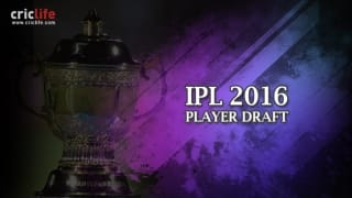 Dhoni top pick for Pune; Raina and local-lad Jadeja to play for Rajkot.