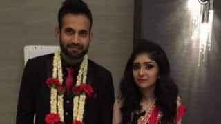 Photos: Irfan Pathan marries a Jeddah-based model