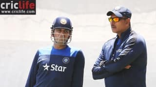 Ravi Shastri adapts Mahatma Gandhi's philosophy to cricket and motivates Team India