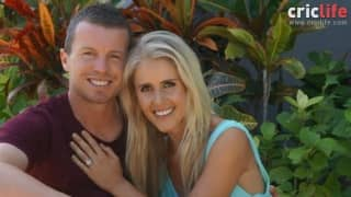 Peter Siddle gets engaged to his long-time girlfriend Anna Weatherlake