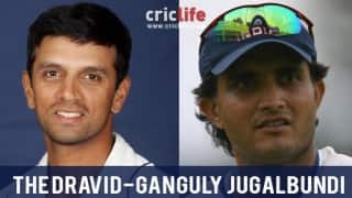 Get Rahul Dravid as the Team India coach, Sourav Ganguly as the Team Director