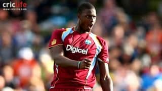 Jason Holder replaces Dwayne Bravo as West Indies ODI skipper