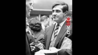 Fred Trueman and his gubernatorial  faux pas!