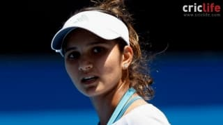 Violation lands Sania Mirza in trouble with Hyderabad Police