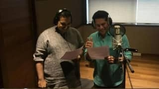 Photo: Sachin Tendulkar lends voice for Swachh Bharat