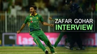"""Zafar Gohar: """"I am desperate to show my worth and gain a place in the national team"""""""
