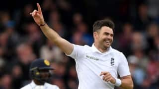 VIDEO: James Anderson entwines magic against Sri Lanka at Headingley