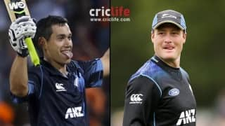 Breaking: Ross Taylor, Martin Guptill ponder retirement following Kane Williamson's appointment as New Zealand's T20 captain