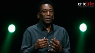 Pele speaks on what he knows about cricket