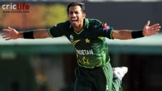 ICC Cricket World Cup 2011: Wahab Riaz picks up a fifer against India in semi-final