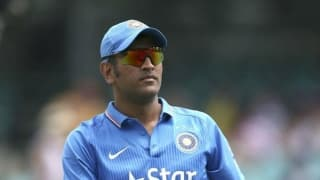 Away from cricket, MS Dhoni opts for a new avatar; gets a new haircut