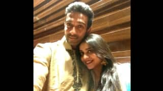 Dhawal Kulkarni, fiancée Shraddha and a sweet Japanese dinner date on Valentine's Day
