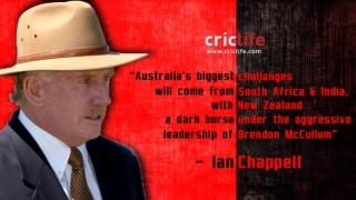 Ian Chappell bewares Australia of India and South Africa in ICC World Cup 2015