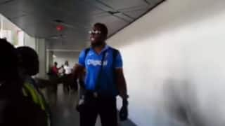 Video: After winning the World T20 2016, 'Champions' West Indies return home to a rousing welcome