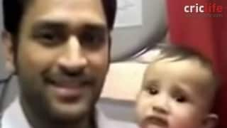MS Dhoni's wife Sakshi confirms that images going viral on internet are not of Ziva