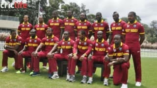 West Indies unveil new jersey for ICC Cricket World Cup 2015