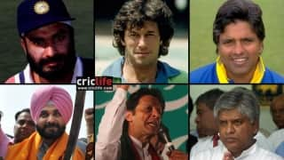 Dream Team: An XI comprising of cricketers-turned-politicians