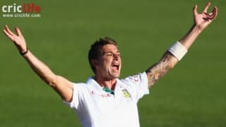 Dale Steyn's date with a lioness at Kings Camp