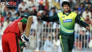 Sohail Khan threw stones down mountains and swam in streams to stay strong for fast bowling
