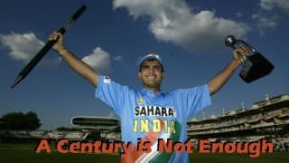 Get ready for the tremors! Sourav Ganguly's autobiography coming soon