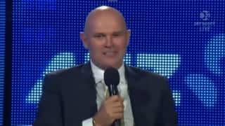 Video: Martin Crowe gets befitting tribute at NZ Cricket Awards 2015