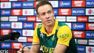 AB de Villiers: I think we liked being called chokers, so we'll just keep that tag and move along as long as we keep winning