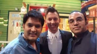 Brett Lee to make his 'The Kapil Sharma Show' debut