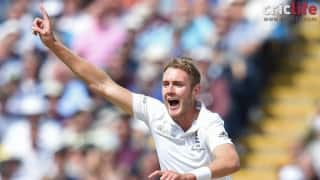 Nottingham Test: Stuart Broad has a mountain to climb in the absence of James Anderson