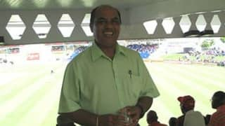Former West Indian spinner Rangy Nanan passes away at 62