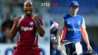 Tino Best hits out at Eoin Morgan and other critics of West Indies 'Mankading' incident