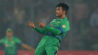 Video: Mohammad Amir's captivating spell against India in Asia Cup 2016