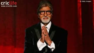 ICC Cricket World Cup 2015: Impressive debut for Amitabh Bachchan in commentary box