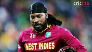 Chris Gayle's Instagram account gets hacked