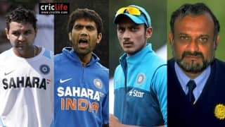 18 Patels who played international cricket