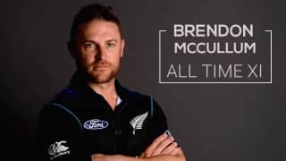 VIDEO: Sachin Tendulkar, Chris Gayle chosen as openers in Brendon McCullum's All-Time XI