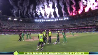 Cricket fraternity congratulate Sydney Thunders on becoming BBL 2015-16 champion