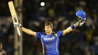 Rajasthan Royals will hope for a free Shane Watson to fire again