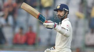 Infographic: Ajinkya Rahane joins the elite club