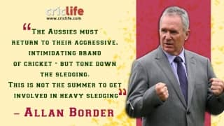 Allan Border wants Australia to overcome emotional upheavals